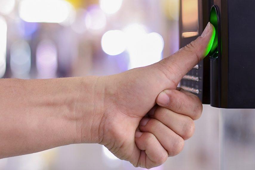 Integration with Biometric