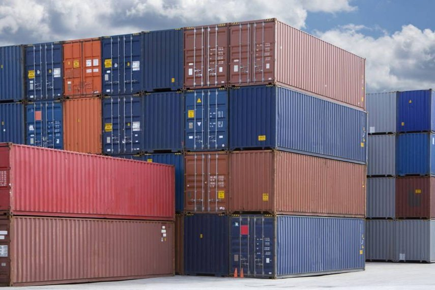 Container Tracking System