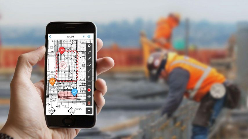 Construction mobile apps
